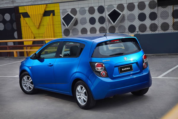 2011 Holden Barina Hatch Reviewed