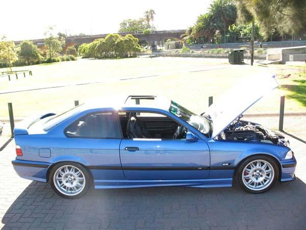A Classic BMW M3