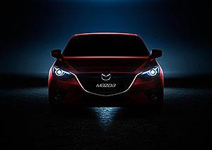 The New Mazda 3