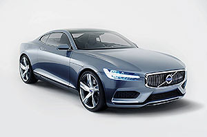 The Volvo Concept Coupe