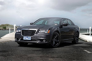 The Chrysler 300S