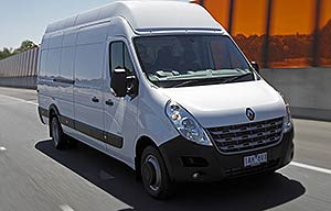 Renault Master High Roof Van