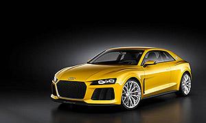 The Audi Sport quattro