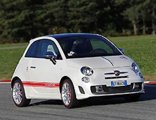 Fiat Abarth 50th Anniversary Model