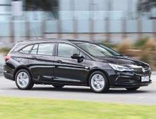 Holden Astra Sportswagon